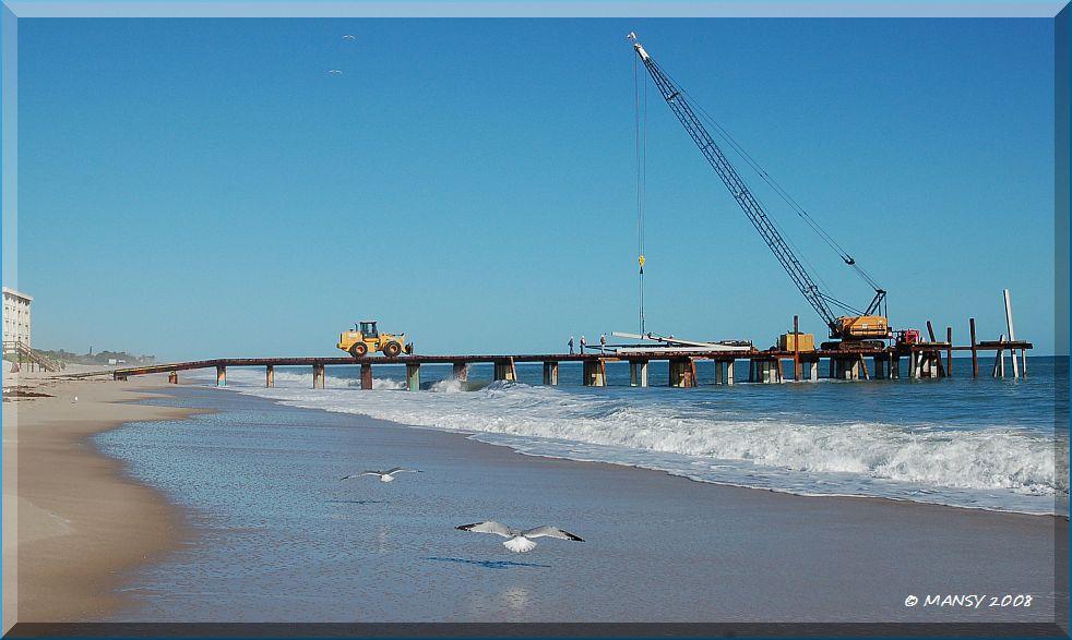 Vero beach boardwalk for Vero beach fishing pier